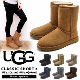 UGG アグ ムートンブーツ クラシック ショート II 5825 1016223 レディース