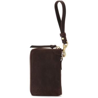 SLOW SLOW スロウ 財布 ウォレット kudu -round short wallet- 財布,ブラック