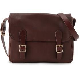 SLOW SLOW スロウ ショルダーバッグ bono Hunting Shoulder Bag ショルダーバッグ,チョコ
