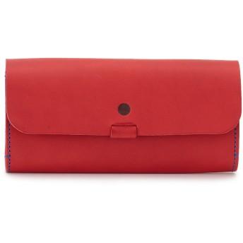 SLOW SLOW スロウ 財布 ウォレット toscana -long wallet- 財布,レッド