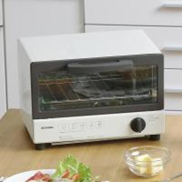 トースター 2枚 オーブントースター アイリスオーヤマ 白 食パン 安い おしゃれ コンパクト OTR-100(561782) アイリスオーヤマ