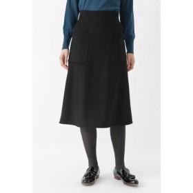 HUMAN WOMAN / ◆RDL ダブルポケットAラインスカート