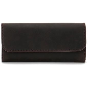 SLOW SLOW スロウ 財布 ウォレット kudu -long wallet- 財布,ブラック