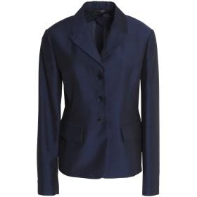 《期間限定セール開催中!》JIL SANDER レディース テーラードジャケット ブルー 36 モヘヤ 50% / ウール 45% / シルク 5%