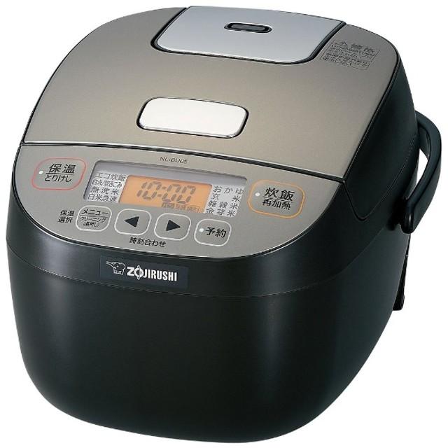 NL-BU05-BA 炊飯器 極め炊き ブラック [3合 /マイコン]