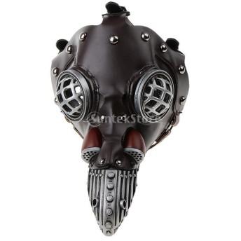 仮面 マスク 顔カバー バードビークの形 調整可能 コスプレ 舞台 演劇 ギフト
