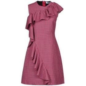 《セール開催中》MSGM レディース ミニワンピース&ドレス フューシャ 38 バージンウール 100%