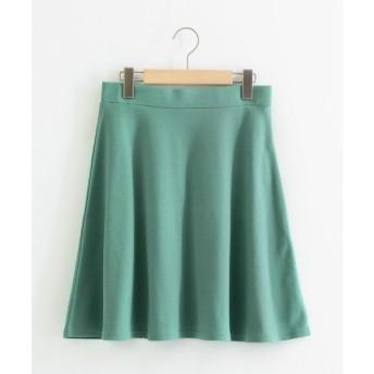 NIMES / ニーム softポンチ フレアースカート