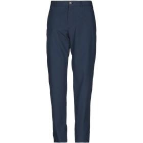 《期間限定セール開催中!》GIORGIO ARMANI メンズ パンツ ダークブルー 56 コットン 85% / ナイロン 15% / 牛革