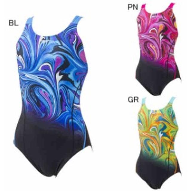 69458aadd10 スピード 水泳 水球 競泳トレーニング用水着 Lap Swim ウィメンズ スーツ speedo SD58Y19