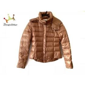 ルシェルブルー LE CIEL BLEU ダウンジャケット サイズ38 M レディース ブラウン 冬物   スペシャル特価 20191204