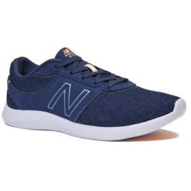 ニューバランス(New Balance) レディース ウォーキングシューズ ネイビー WL415 WN D カジュアルシューズ スニーカー フィットネス ジム ウォーキング 靴
