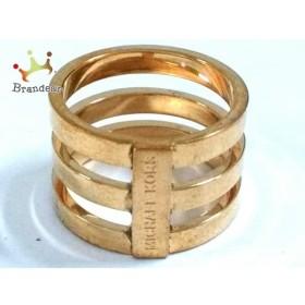 マイケルコース MICHAEL KORS リング 17 金属素材 ゴールド サイズ:8    値下げ 20190605