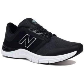 ニューバランス(New Balance) レディース ウォーキングシューズ ブラック WX715 RE3 D カジュアルシューズ スニーカー フィットネス ジム ウォーキング 靴