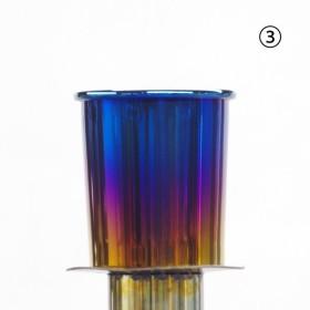 【4550255039097】【マーベリック (MAVERIC)】  チタンカップ マグ07 ブルーxゴールド <br>【冬季限定商品】