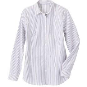 ストレッチシャツ(もっとゆったりバスト) (大きいサイズレディース)ブラウス,plus size