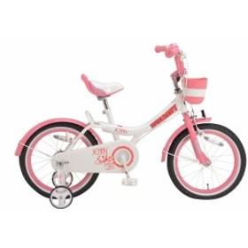 ROYALBABY(ロイヤルベイビー) 子供用自転車本体 16インチ 海外仕様 子ども用自転車本体 幼児用自転車本体 RB-WE JENNY 16
