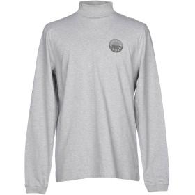 《期間限定セール開催中!》ONTOUR メンズ T シャツ ライトグレー L コットン 100%