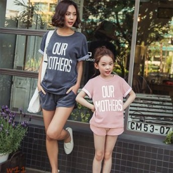 子供 半袖 Tシャツ パンツ 2点セット 女の子
