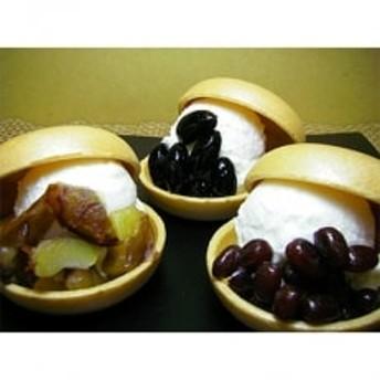 美の里庵 丹波三宝 丹の里アイス最中 10個セット 丹波三宝のみの贅沢セット