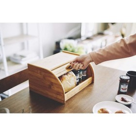 La Cuisine(ラ クイジーヌ)竹製ブレッドケース EF-LC05