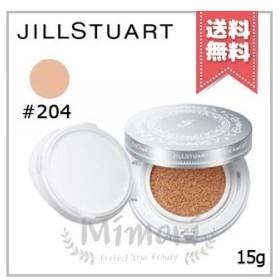 【送料無料】JILL STUART ジルスチュアート ピュアエッセンス クッションコンパクト #204 sand 15g レフィル