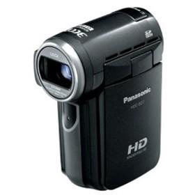 Panasonic フルハイビジョンビデオカメラ SD7 ブラック HDC-SD7-K (SDカード) 中古 良品