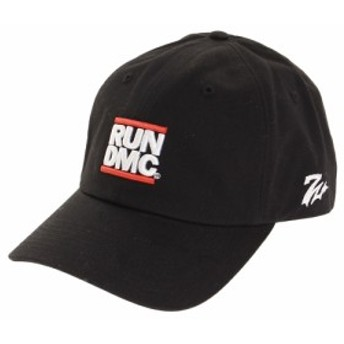 セブンユニオン(7UNION)RUNDMC ロゴ刺繍 キャップ IPXY-SP02Black (Men's)