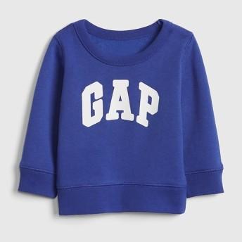 Gap ロゴクルーネック スウェットシャツ