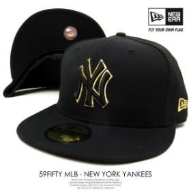 NEW ERA ニューエラ ベースボールキャップ 59FIFTY MLB NY ニューヨーク・ヤンキース