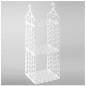 吊り下げラック 衣装ケース・プラスチックケース・押入収納