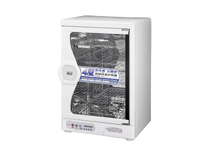 三洋SANLUX  85L四層微電腦定時烘碗機 SSK-85SUD / 防蟑專利設計