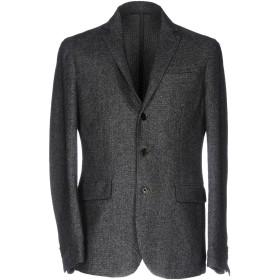 《期間限定セール開催中!》AT.P.CO メンズ テーラードジャケット 鉛色 56 ウール 55% / ポリエステル 45%