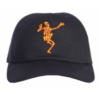 アレキサンダー・マックイーン 帽子 ハット キャップ メンズ【Alexander McQueen Baseball Cap】BIANCO