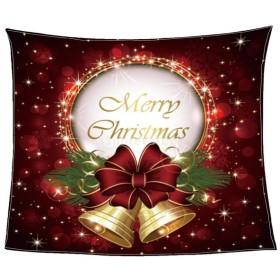 Perfk クリスマス 毛布 ソフト ウォーム フランネル ブランケット 豪華 可愛い きれい クリスマス 装飾 暖かい 雰囲気 多種類選べる - 19#