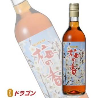 梅の香ゴールド 720ml×12本 シロップ 合同酒精 割り材 清涼飲料水