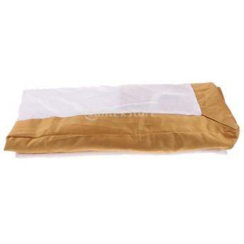 ポリエステル製 ベッドスカート ベッドエプロン 汚れ防止 超柔らかい ベッド用品 全3サイズ - 150x200 + 25cm