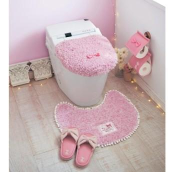 トイレマット マリー ディズニー 洗える すべりにくい かわいい おしゃれ 標準マットのみ