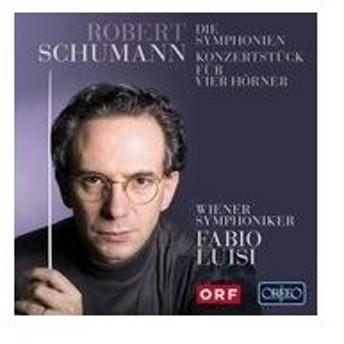 ファビオ・ルイージ シューマン: 交響曲全集 CD