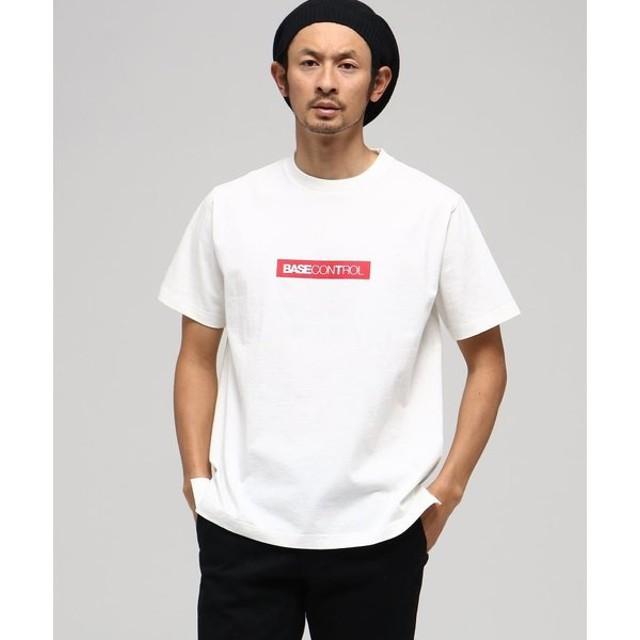 BASE STATION / ベースステーション 【WEB限定】ベースコントロールT BOXロゴ 半袖Tシャツ