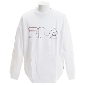 フィラ(FILA) クルーネックシャツ FM9418-01 (Men's)