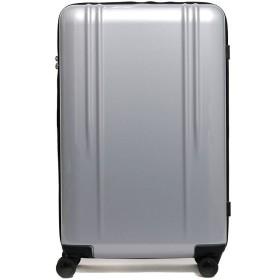 bf20847eed ギャレリア ゼロハリバートン ZERO HALLIBURTON スーツケース ジッパー 55L 80583 ZRL Polycarbonate  ユニセックス シルバー F 【