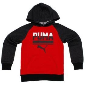 プーマ(PUMA) ジュニア スエットフーディー 839790 01 RED-# (Jr)