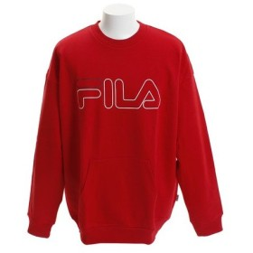 フィラ(FILA) クルーネックシャツ FM9418-11 (Men's)