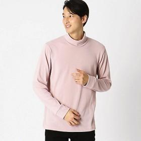 <COMME CA ISM (メンズ)> タートルネック Tシャツ(4761TI13) ピンク 【三越・伊勢丹/公式】