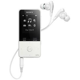 ソニー SONY DAP ウォークマン NW-S315 W ホワイト