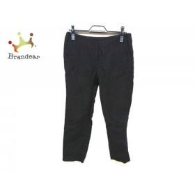 インコテックス INCOTEX パンツ サイズ40 M レディース 黒       スペシャル特価 20190820