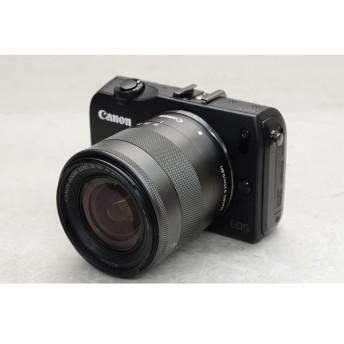 [中古] Canon EOS M L-KIT(18-55)(BK)