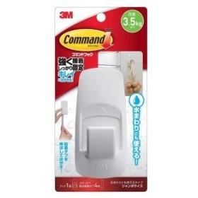 コマンドフック 水まわりにも使えるタイプ ジャンボタイプ CMJ-WR