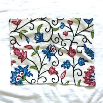 手刺繍 刺繍布 ランチョンマット等に 小 商品番号164